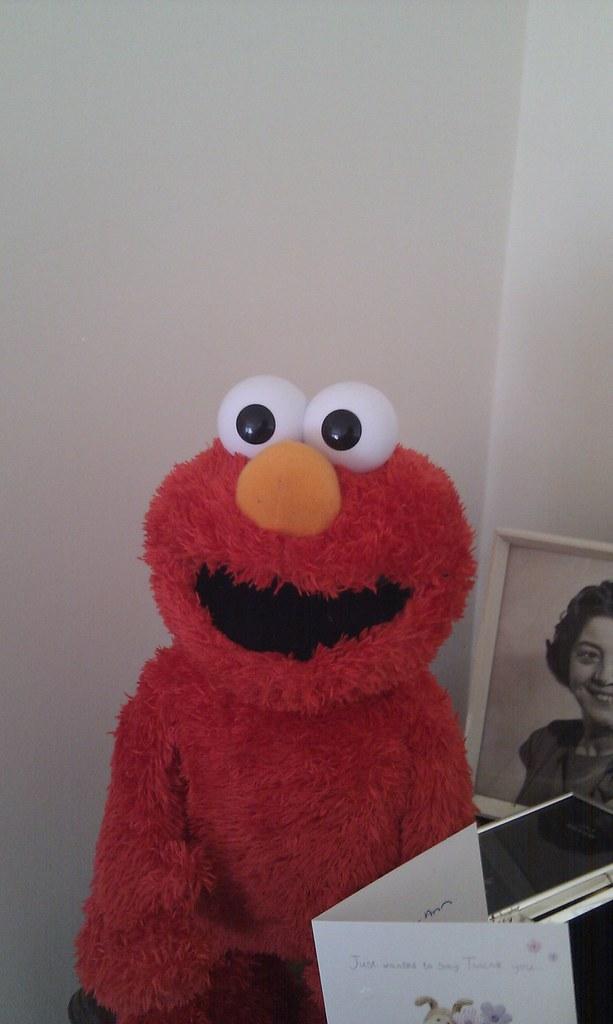 Elmo Shut The Fuck Up 25