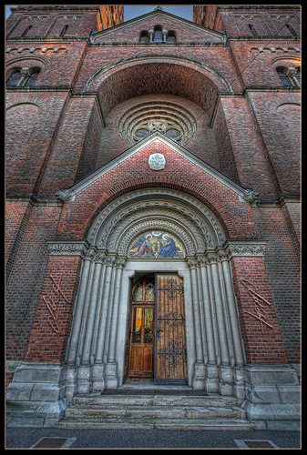 Entrance  .:: HDR ::. | by Boris Mitendorfer Photography