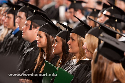 2010 summer commencement | by Northwest Missouri State University