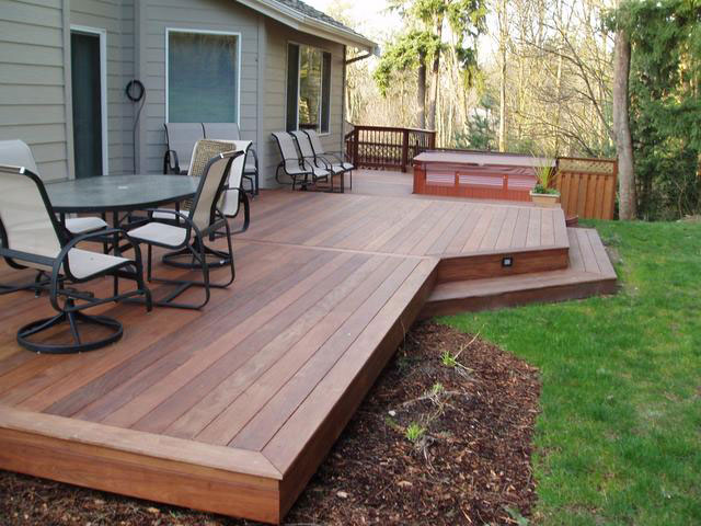 Merveilleux Patio Decks | By EbTy Patio Decks | By EbTy