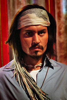 Wax Series: Johnny Depp | by K!ngrum