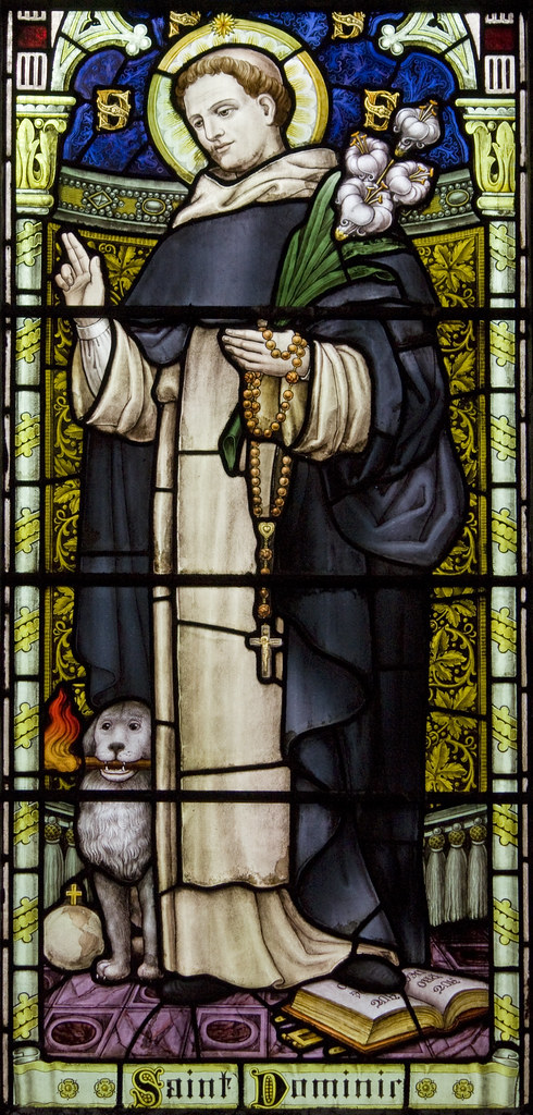 Our Father Saint Dominic Quot Foreshadowed In The Likeness