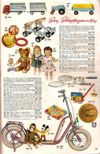 1959 otto katalog spielzeug diepuppenstubensammlerin flickr. Black Bedroom Furniture Sets. Home Design Ideas