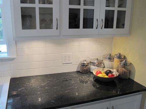 Kitchen Counter Backsplash Fix Gao