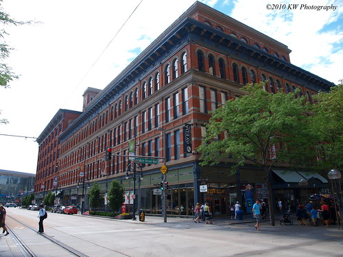 Denver Dry Goods Company Building Denver Dry Goods