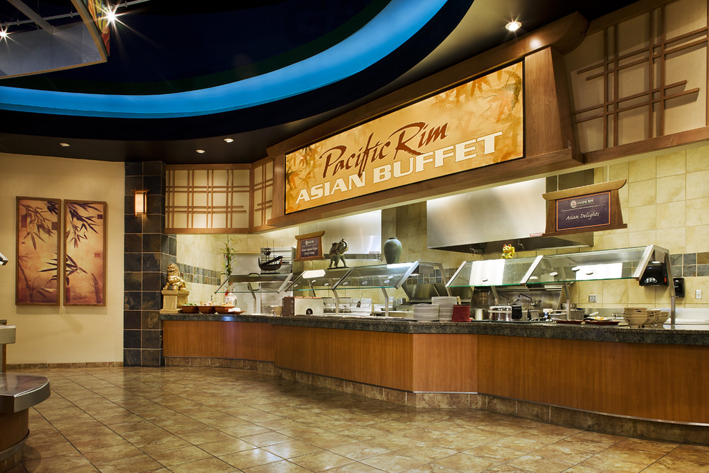 Asian buffet casino design restaurant c