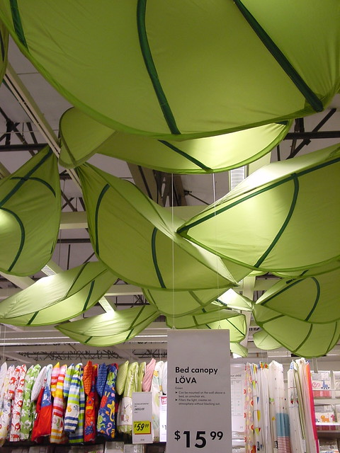 Ikea Lova Leaf Bed Canopy Flickr Photo Sharing