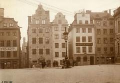 Old Town, Stockholm, Uppland, Sweden by Swedish National Heritage Board
