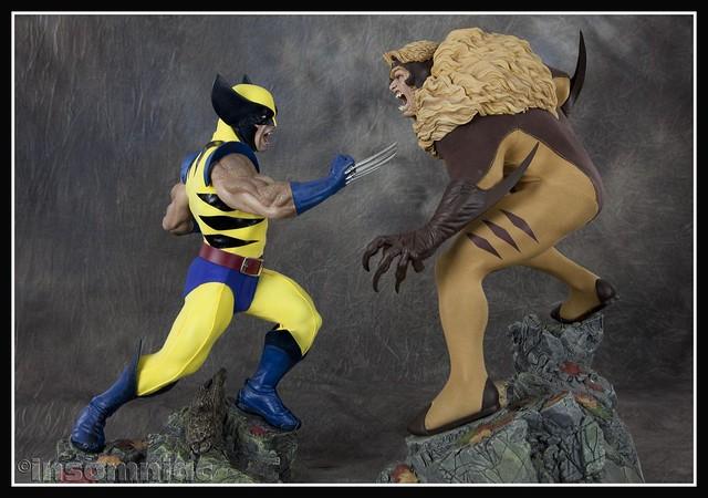 [Iron Studios] Marvel Comics Battle Dioramas 4917657521_d8f9ef07f5_z