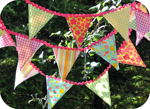Party Bunting | by Rosina Huber