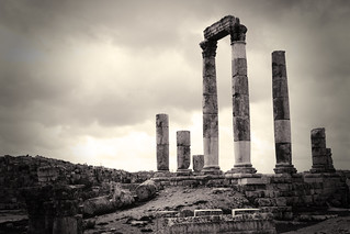 Cloudy day in Amman, Jordan | by sarah g-love