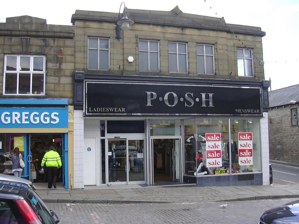 Posh Clothing Store Karac