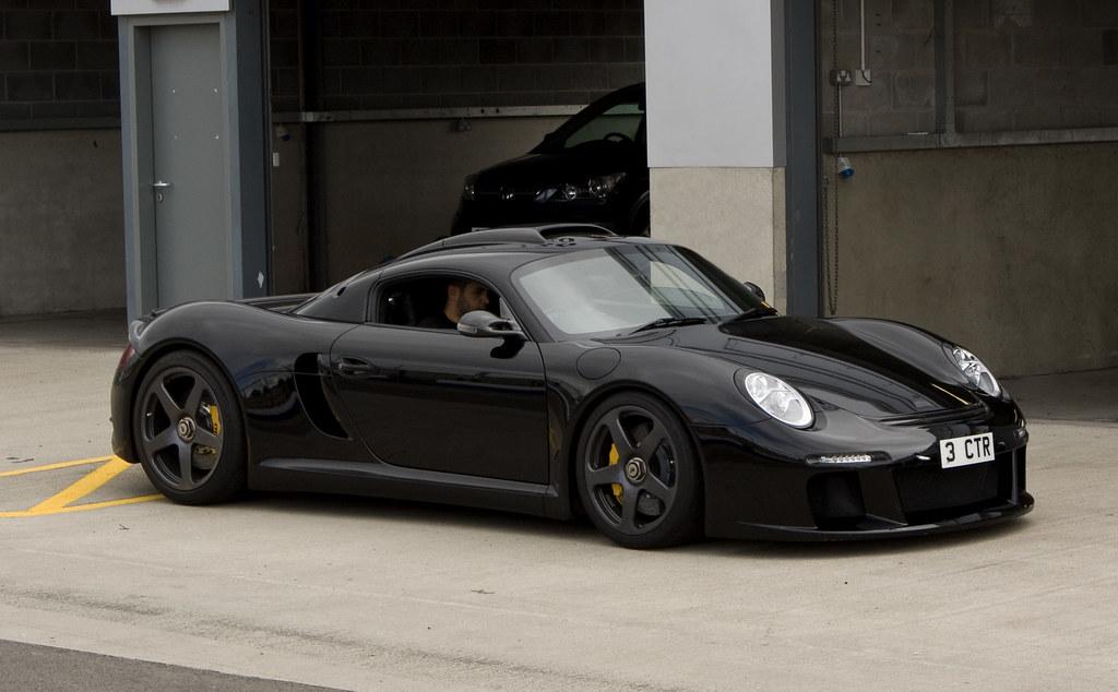 Porsche 997 Gt3 Ruf Ctr3 Porsche 997 Gt3 Ruf Ctr3 At