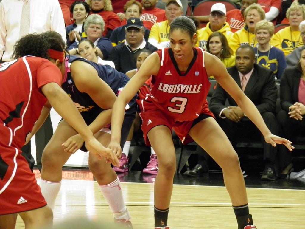 West Virginia University v The University of Louisville Wo ...