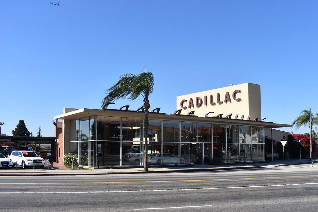 Casa De Cadillac Randall Duell 1949 Architect Randal Duel Flickr