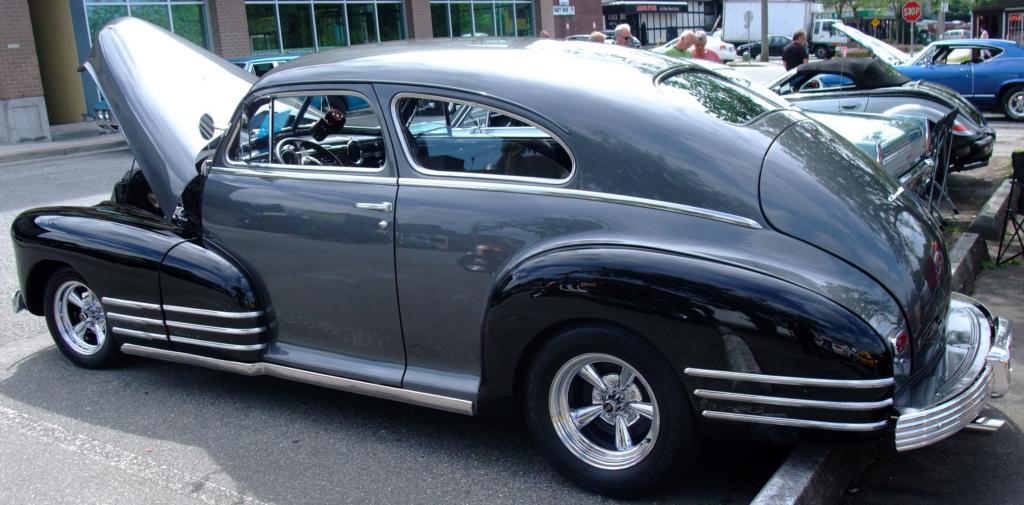 1948 chevrolet fleetline the chevrolet fleetline was for 1948 chevy fleetline 4 door