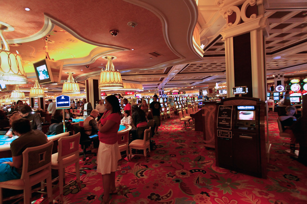 wynn las vegas casino i didn 39 t want to take more than a qu flickr. Black Bedroom Furniture Sets. Home Design Ideas