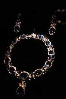 Sapphire Diamond Earrings Amazon