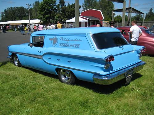 Billetproof 1958 Pontiac Pathfinder Sedan Delivery Flickr
