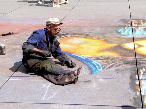 StreetArtist | by m-s-daou