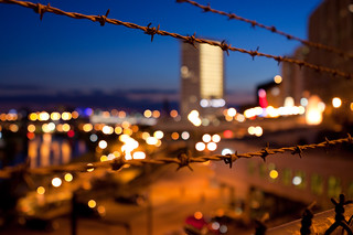 Barbed Wire | by Christopher Capell