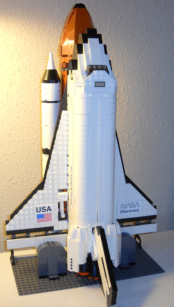 lego space shuttle nz - photo #36