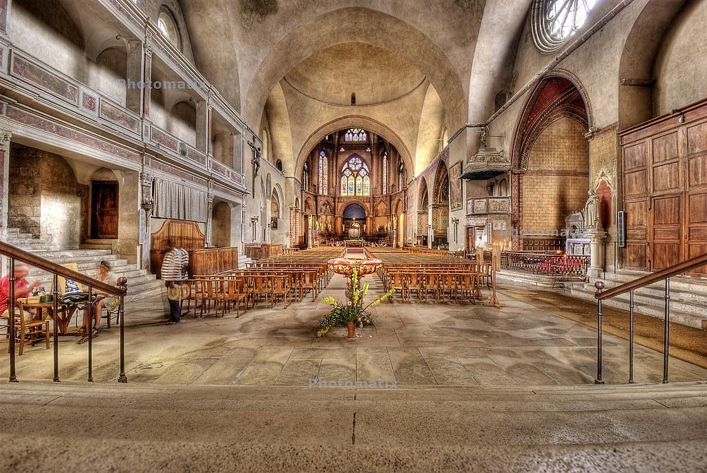 Cath drale saint tienne de cahors christophe boutaric flickr - Cathedrale saint etienne de cahors ...