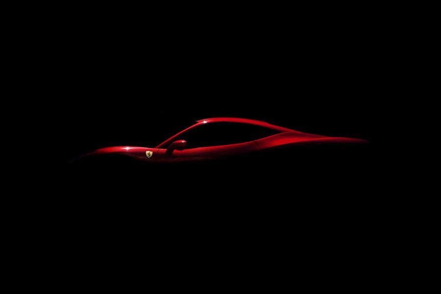 Ferrari 458 Italia Silhouette Felix Winqvist Flickr