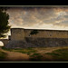 Ruins of Chinchon's Castle (Panoramic)