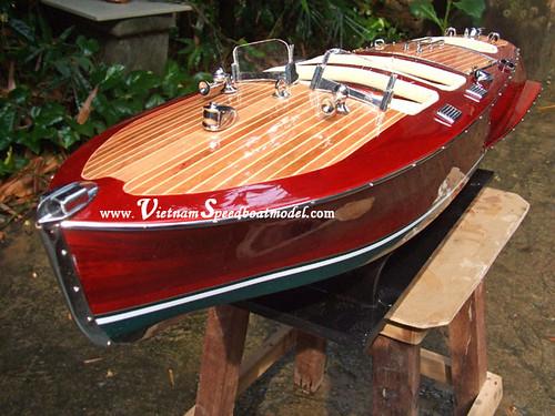 Chris Craft Boat Models Wooden
