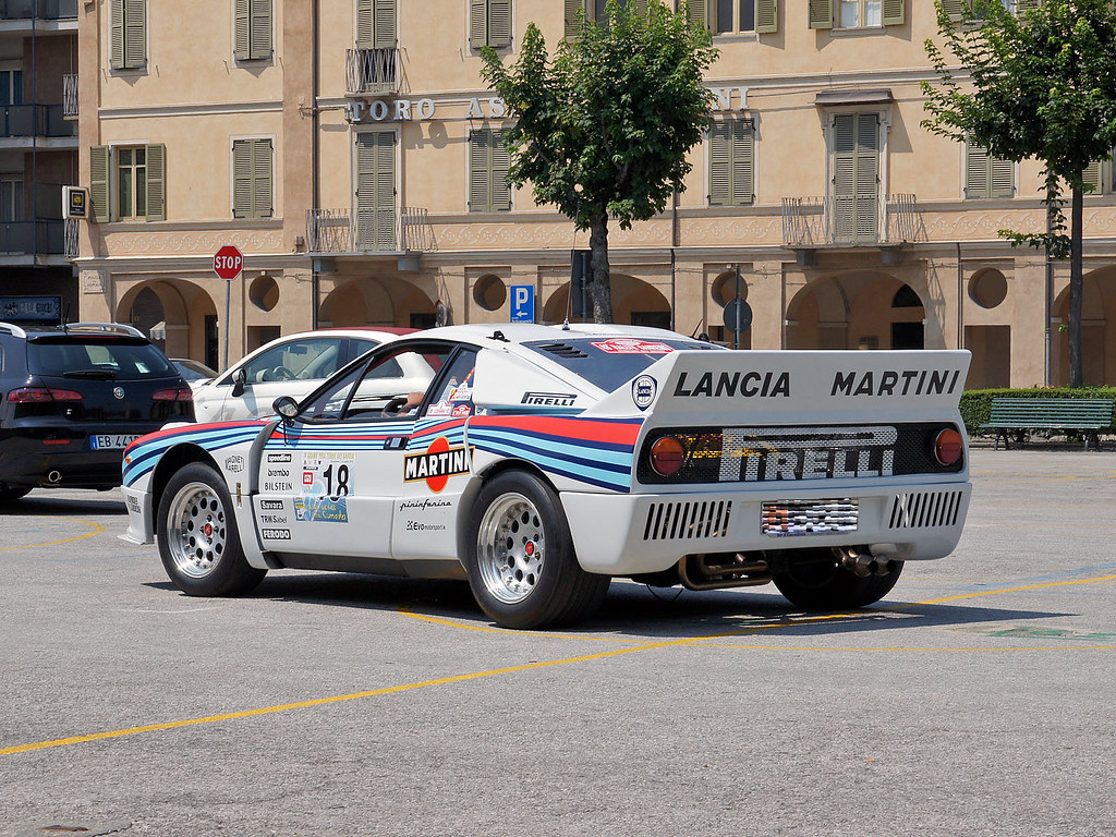 Lancia Rally 037 Repli...