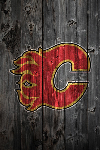 Iphone wallpaper all black - Calgary Flames Wood Iphone 4 Background Kristopher Legg