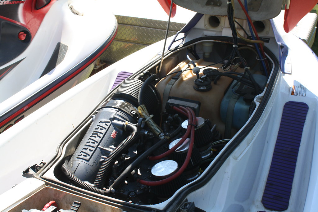 1995 Yamaha WaveRaider 1100 | jlprincon03 | Flickr