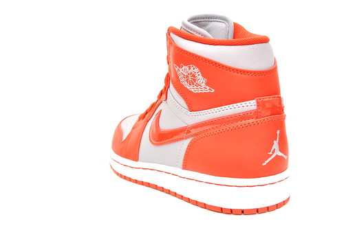 Jordan 1 Spice Red Wolf Grey | by RPS Life