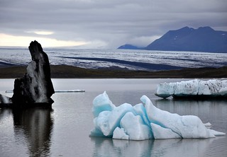Fjallsarlon, Iceland - mixed ice shapes | by Martin Ystenes - hei.cc