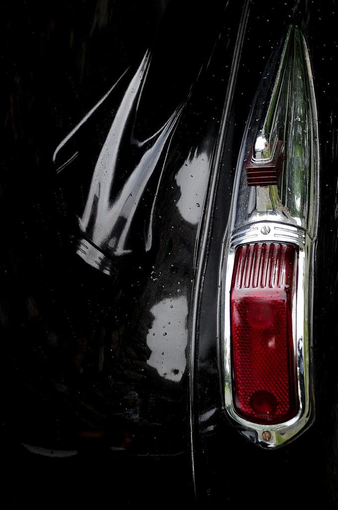 Cadillac 7533f Tail Light Tail Light Of 1942 Cadillac