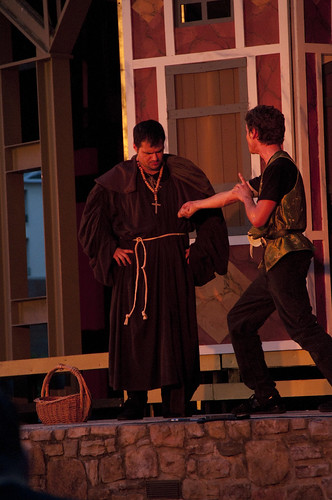 Friar/Romeo | by Maryland Shakespeare Festival