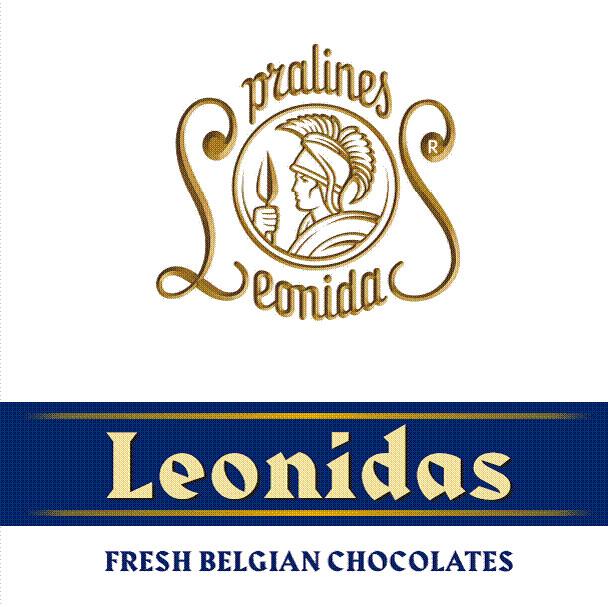 Leonidas Logo : This logo represents Leonidas fresh ...