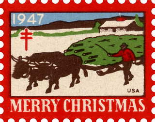 1947 Christmas Seal® | by AmericanLung