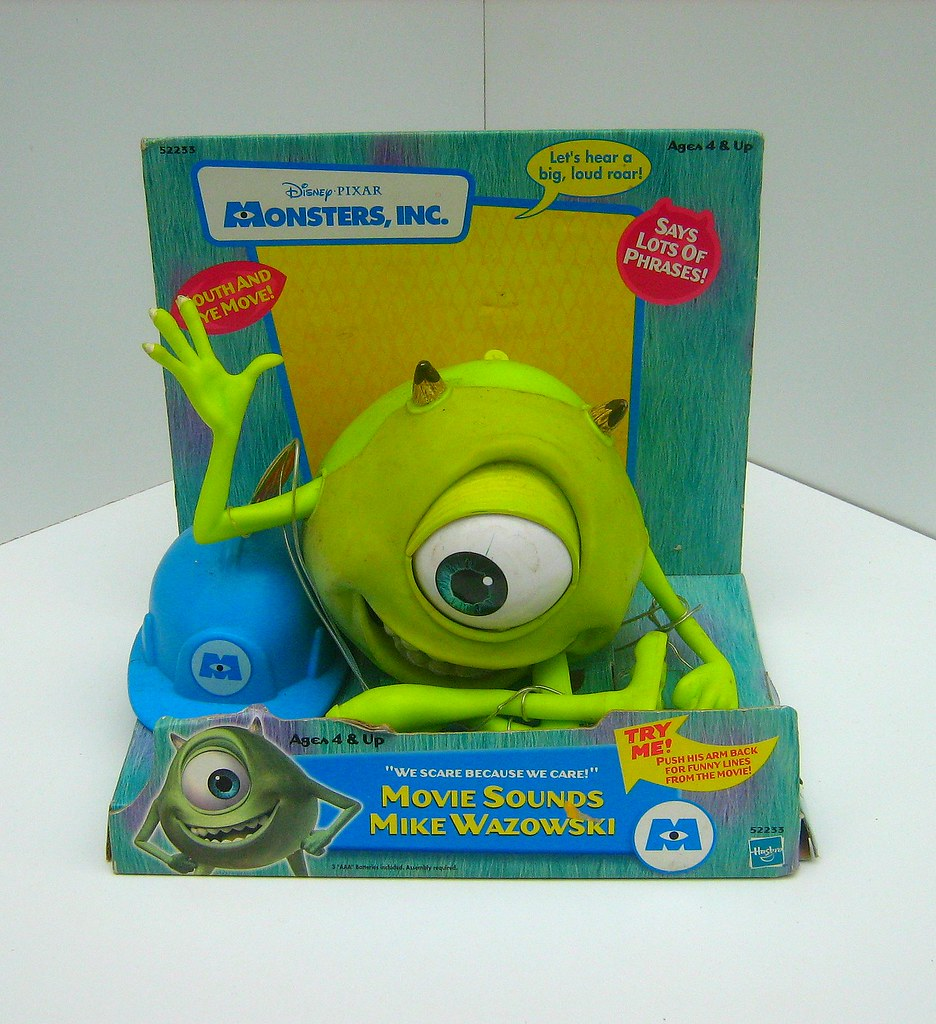 Monsters Inc Plesuski Toy Related Keywords & Suggestions - Monsters