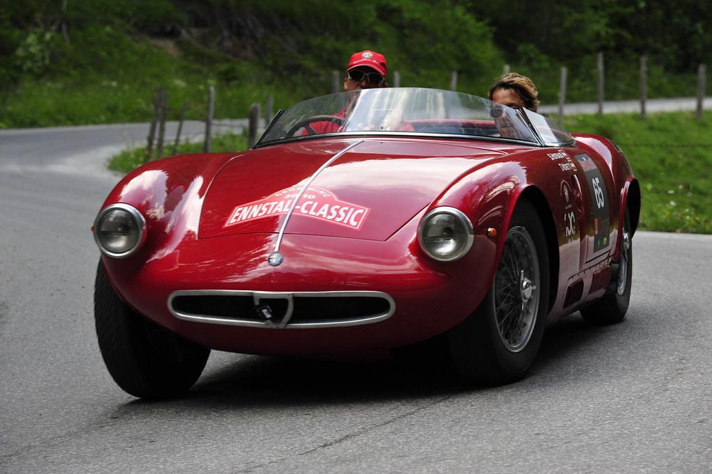 Alfa Romeo Sport Spider Moretti C Bernhar Flickr