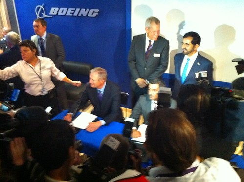 Breaking: Emirates buys 30 Boeing 777-300ERS #FARN10 | by Jon Ostrower