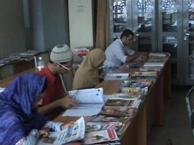 "Mumbai ""Hajj House UPSC IAS students"