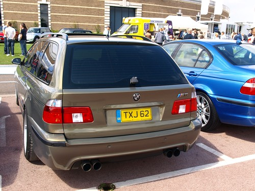 Bmw M 5 >> E61 M5 Touring Sepang Bronze Metallic | BMW Car Club GB & Ireland | Flickr