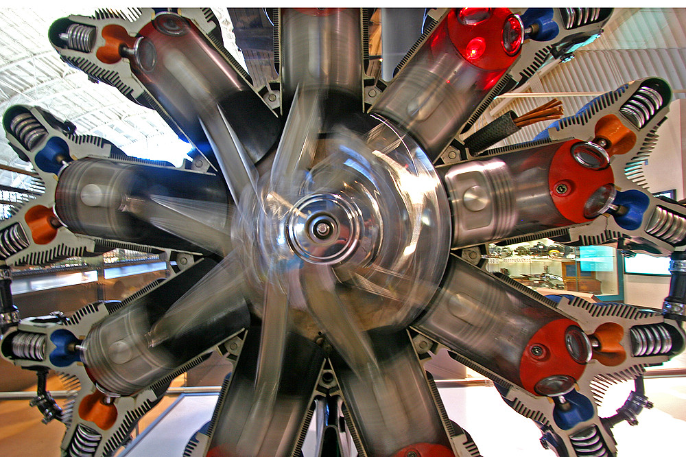 radial engine crankcase  radial  free engine image for