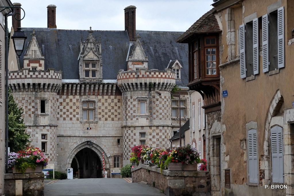 Porte de l 39 abbaye saint florentin de bonneval eure et lo flickr - Office de tourisme eure et loir ...