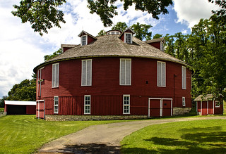 Neff Round Barn | by Muffet