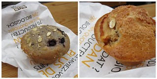 Vegan Muffins from Le Pain Quotidien | by veganbackpacker