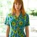 1960s Sun Flower Day Dress