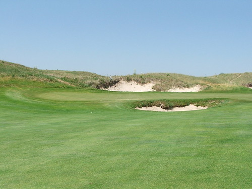 Eighth Green - Sand Hills | by top100golfer